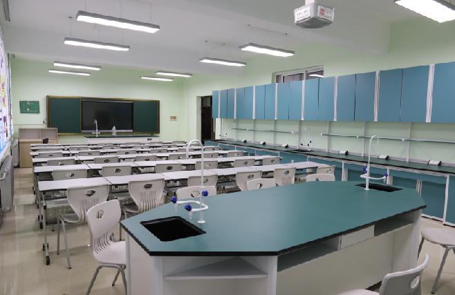 YDSX—A型 生物学科教室